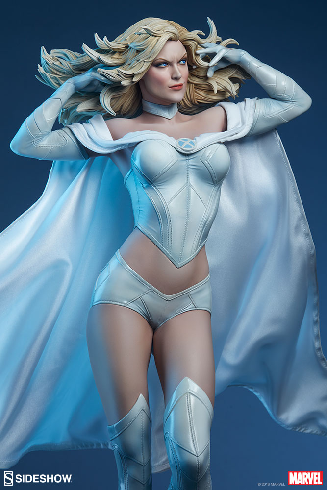 Put Mutant Mind Over Matter With The Emma Frost Premium