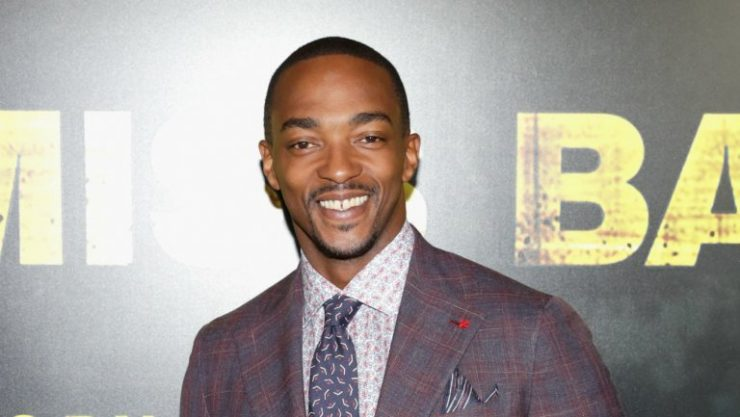 Anthony Mackie to Star in Altered Carbon Season 2