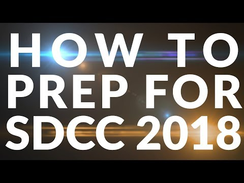 Sideshow's 10 Tips to Prepare for San Diego Comic-Con