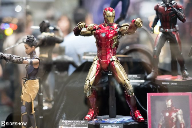 Here's What Hot Toys Brought to San Diego Comic-Con 2018