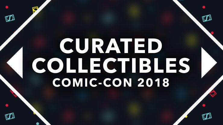 Curated Collectibles Highlights from Sideshow Booth #1929 at Comic-Con 2018