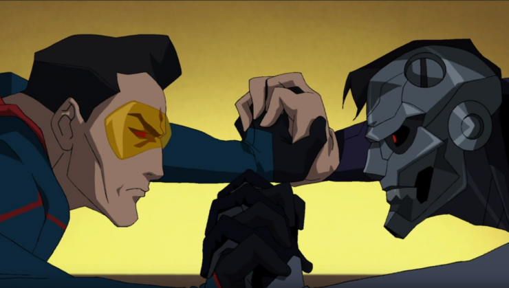 DC Releases Trailer for Reign of the Supermen