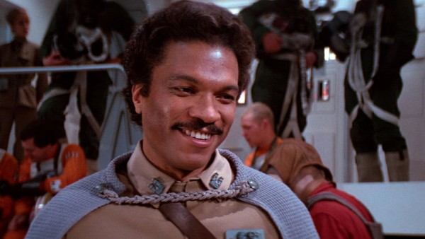 Billy Dee Williams to Reprise Iconic Lando Role