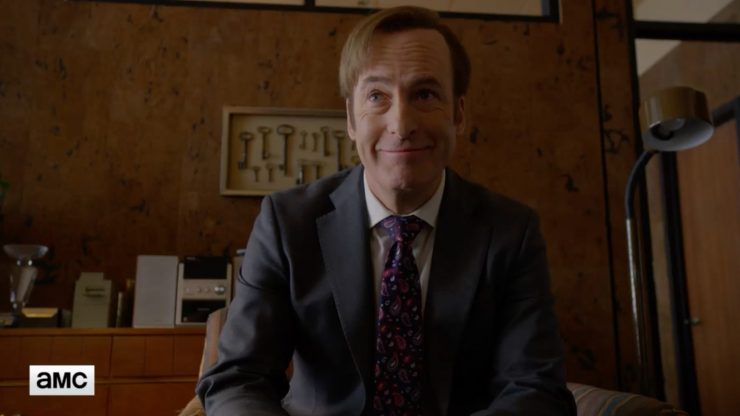 AMC Releases Better Call Saul Season 4 Teaser