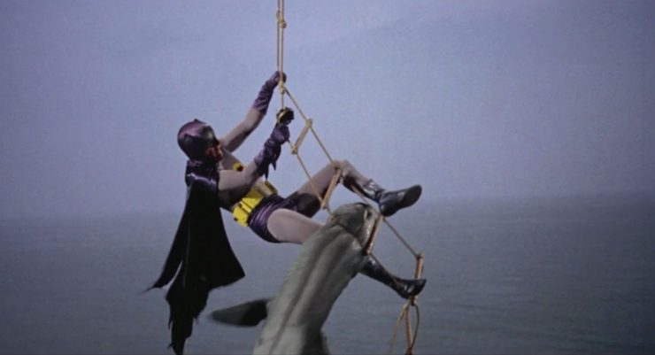 6. The Shark from Batman: The Movie- The Top 10 Sharks in Pop Culture