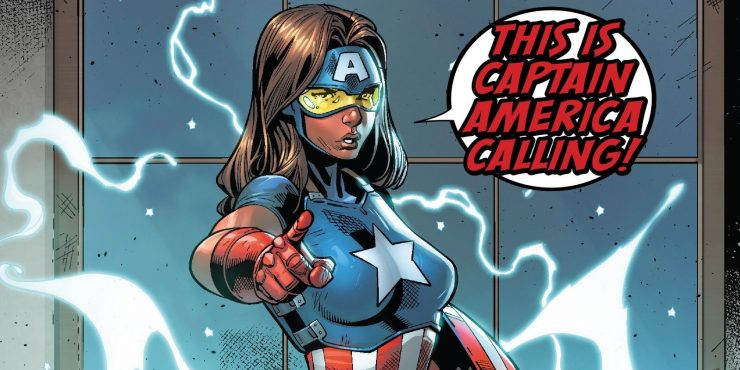 Carry the Shield: 7 Characters Besides Steve Rogers Who Have Been Captain America