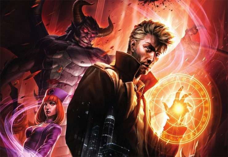 Constantine: City of Demons Trailer and Home Release