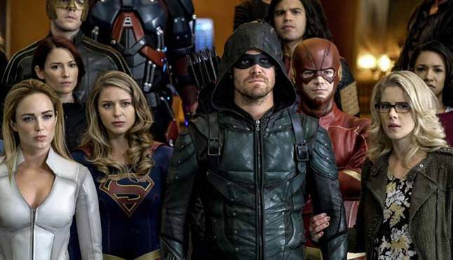CW Debuts Trailer for DCTV Lineup