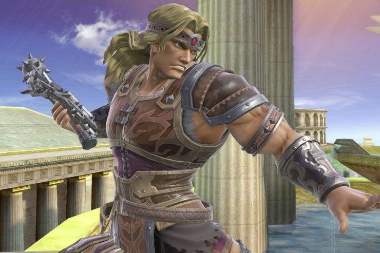 Simon Belmont and More Announced for Smash Bros. Ultimate
