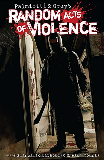 Random Acts of Violence Graphic Novel Film Adaptation