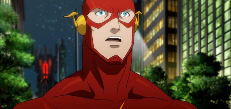 The Flash: Super Power Play-By-Play