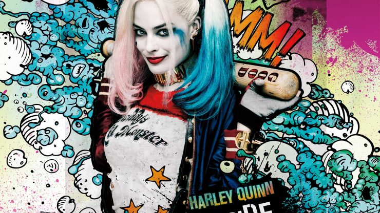 Harley Quinn Then & Now- Let Your Geek Sideshow Podcast