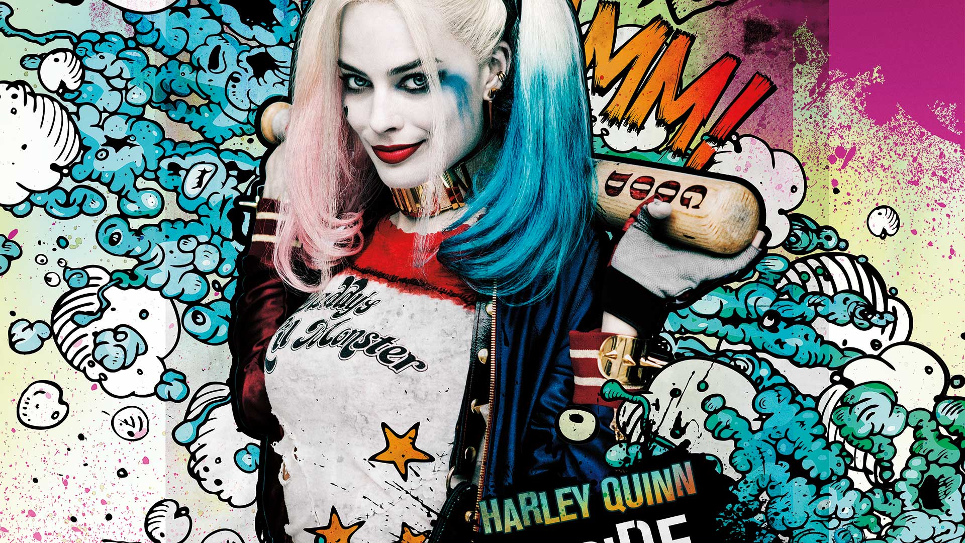 Harley Quinn Then Now Let Your Geek Sideshow Podcast Sideshow