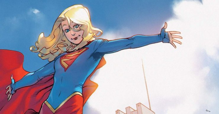 Warner Bros. Developing a Supergirl Movie, Sony's Bloodshot Begins Production, and More!