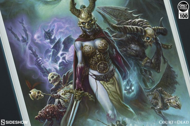 Immerse Yourself in the Transcendence of Spirit Fine Art Print by Alex Horley