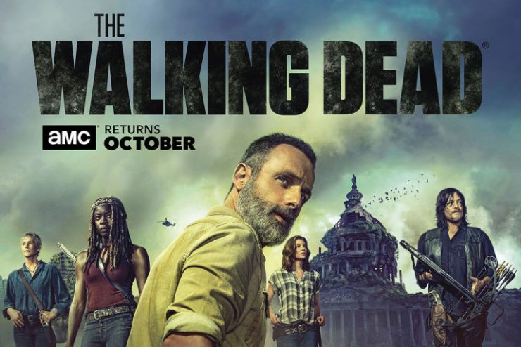 The Walking Dead Star Confirms Time Jump Length