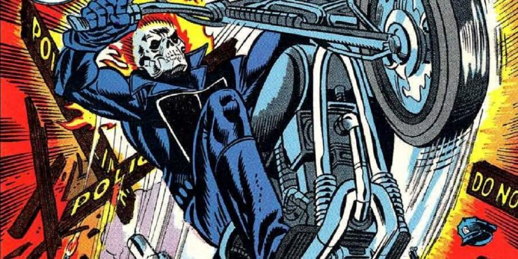 Ghost Rider Co-Creator Passes Away