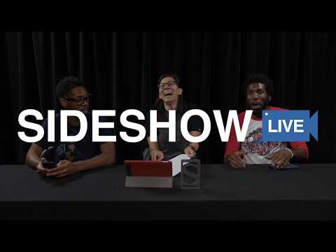 See This Week's Sideshow Live with Special Guests Nyambi Nyambi and Alphonso McAuley
