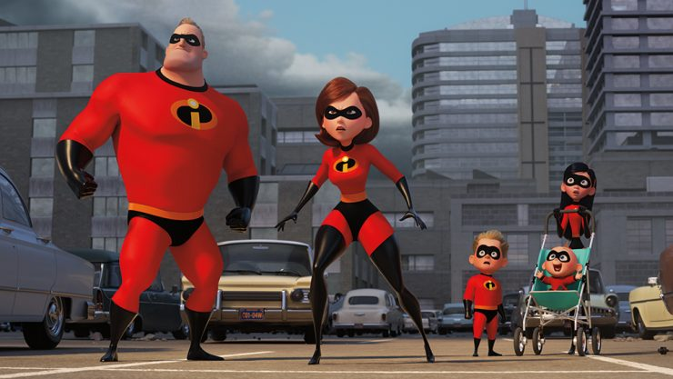Incredibles 2 Home Release Date Revealed