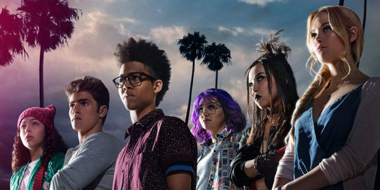 Runaways Season 2 to Premiere Winter 2018