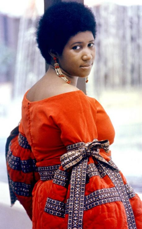 Aretha Franklin Passes Away at Age 76