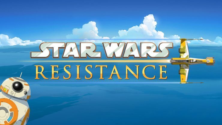 Star Wars: Resistance Trailer and Premiere Date