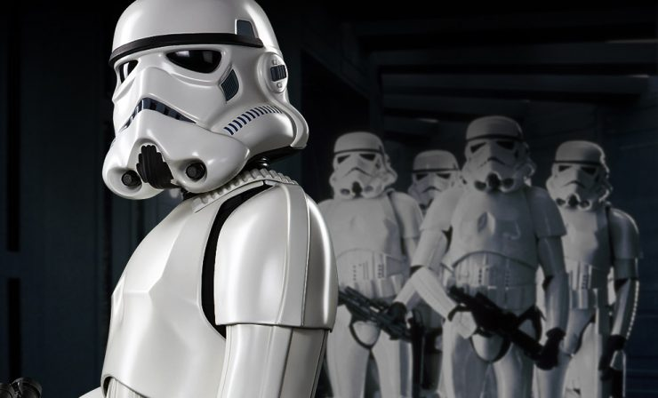 The Evolution of the Stormtrooper- The Imperial Army