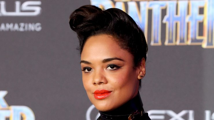 Tessa Thompson to Star in Lady and the Tramp Remake