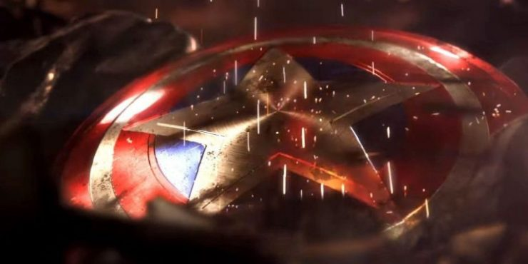Crystal Dynamics Working on Avengers Project Game