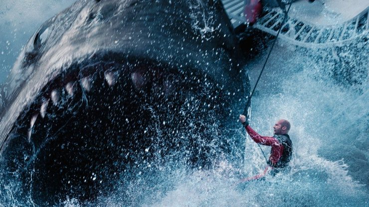The Meg Dominates Weekend Box Office