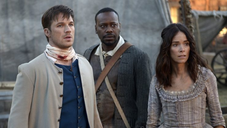 NBC Revives Timeless for the Final Time