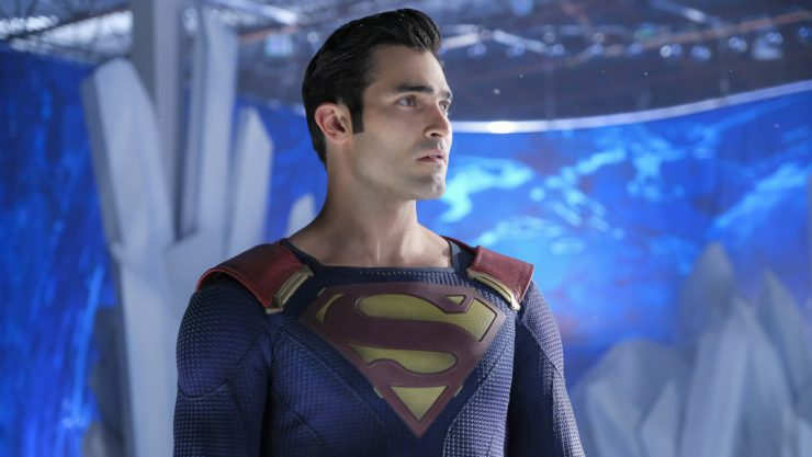 Tyler Hoechlin Returns to Superman Roll in CW Winter Crossover