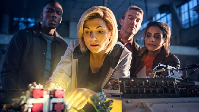 BBC Announces New Doctor Who Premiere and Timeslot