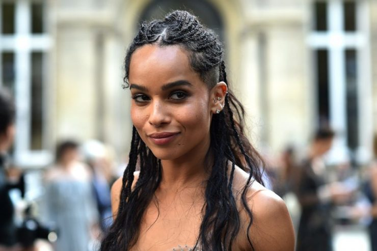 Zoe Kravitz to Star in and Exec Produce Disney's High Fidelity Adaptation