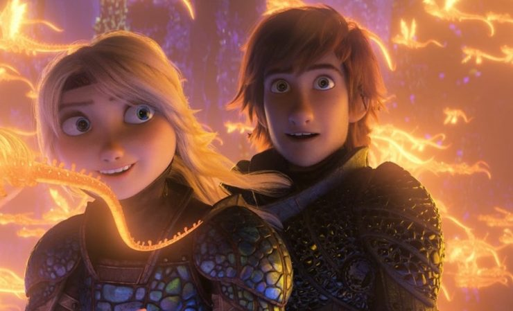 How to Train Your Dragon: The Hidden World News