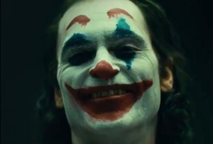 The Joker Joaquin Phoenix First Look