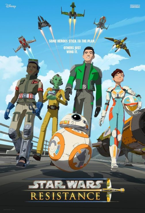 Star Wars: Resistance New Video