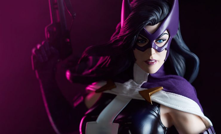DC Casts Huntress and Black Canary for Birds of Prey Film
