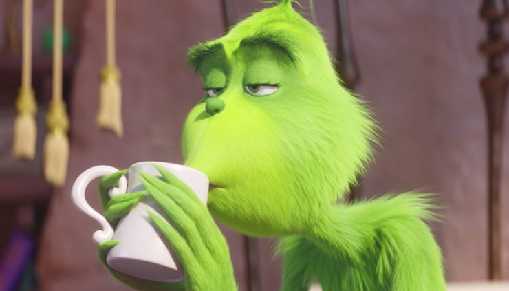 The Grinch Trailer #3 from Illumination Entertainment
