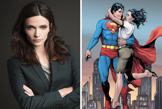 "Elizabeth ""Bitsie"" Tulloch Cast as Lois Lane"