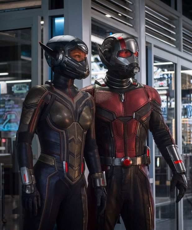 Ant-Man and The Wasp Home Release