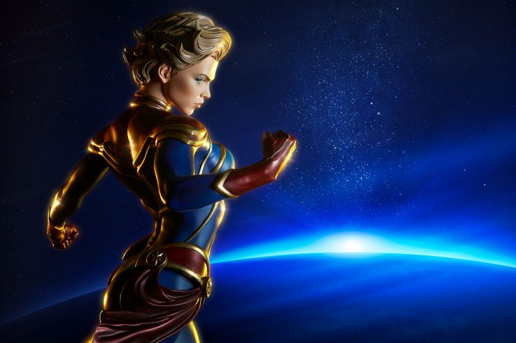 Sideshow's Week in Geek: Captain Marvel Trailer Release