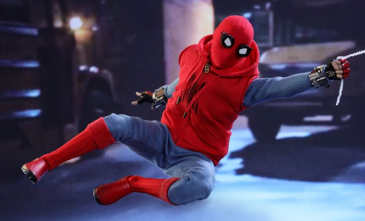 Top 10 Marvel Spider-Man Costumes- Homemade Suit