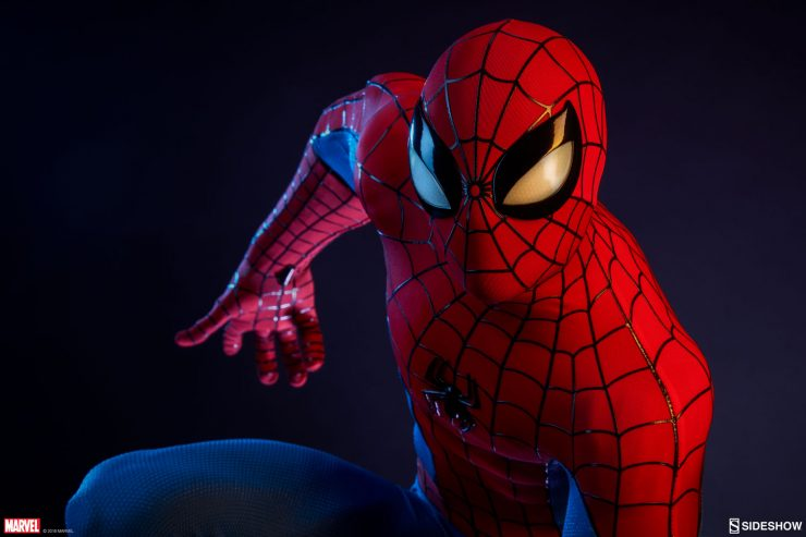 With Great Power Comes the Spider-Man Legendary Scale™Figure!
