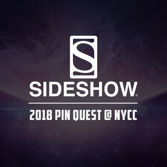 How to Snap Up Sideshow's NYCC 2018 Exclusive Pin!