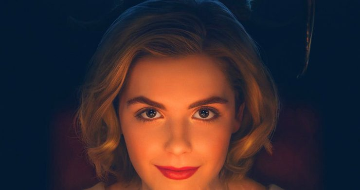 Chilling Adventures of Sabrina Poster and Teaser