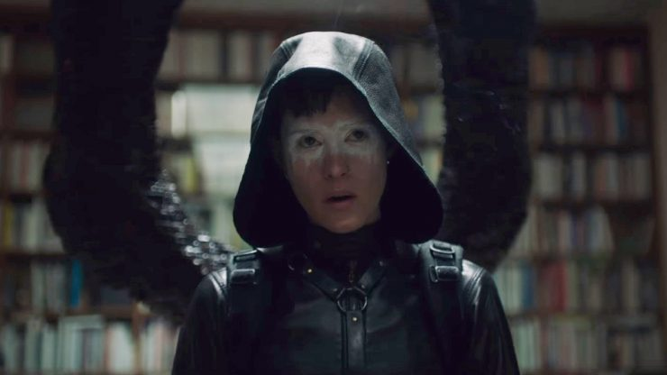 Second Official Trailer for The Girl in the Spider's Web