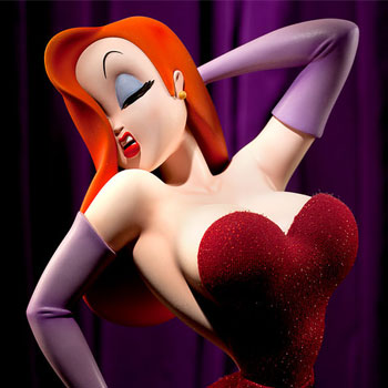 Exclusive Jessica Rabbit
