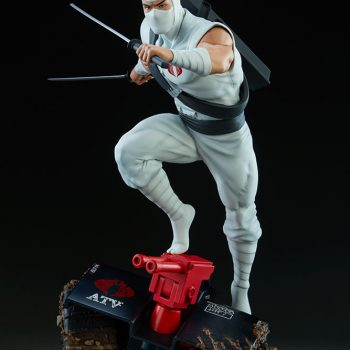Storm Shadow 1:4 Scale Statue