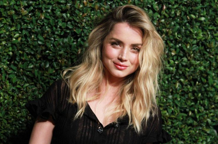 Ana de Armas Joins the Cast of Knives Out
